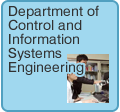 Department of Control and Information Systems Engineering
